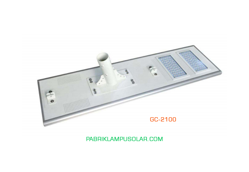Lampu Jalan All In One 100 watt Model GC-2100