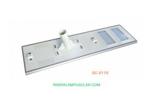 Lampu Jalan All In One 110 Watt Model GC-2110