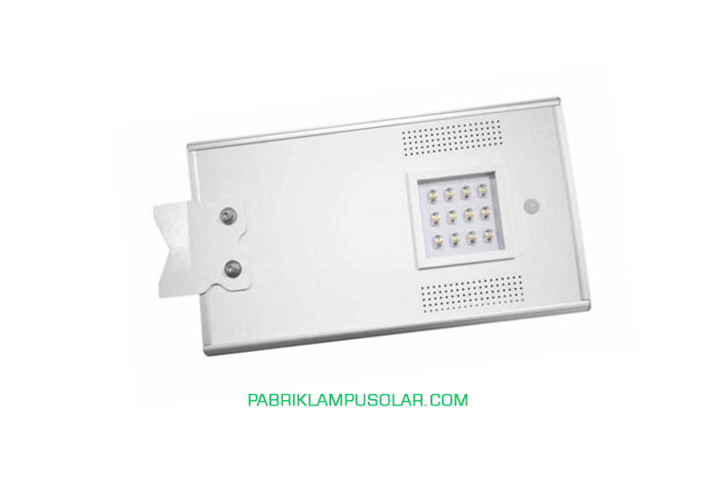 Lampu Jalan All In One 12 Watt Model GC-112A