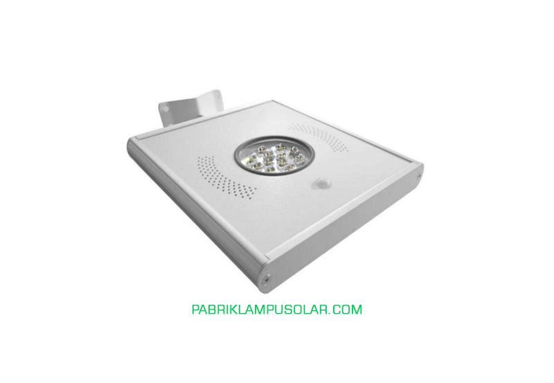 Lampu Jalan All In One 12 Watt model GC-112C