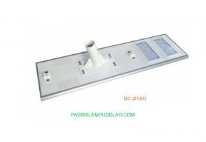 Lampu Jalan All In One 120 Watt Model GC-2120