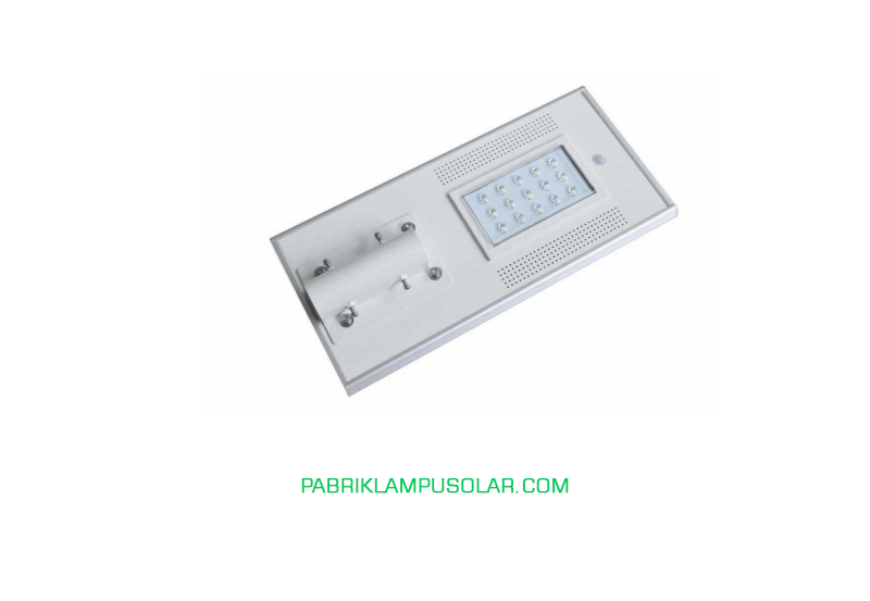 Lampu Jalan All In One 15 watt Model GC-115A
