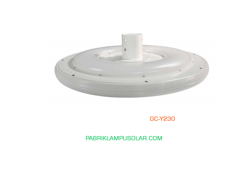 Lampu Jalan All In One 30 Watt Model GC-Y230