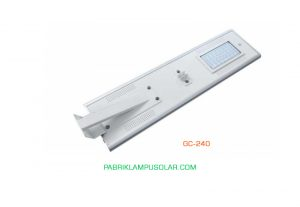 Lampu Jalan All In One 40 watt model GC-240