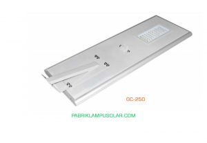 Lampu Jalan All In One 50 watt GC-250
