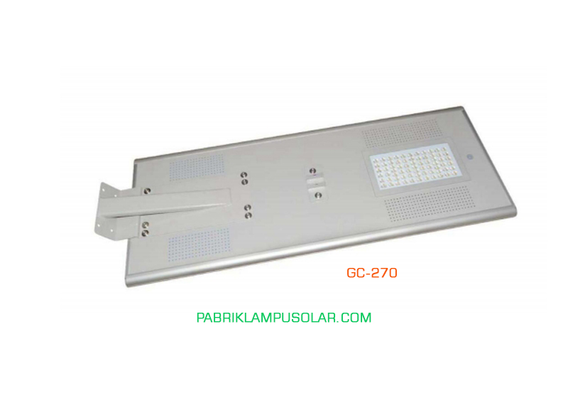 Lampu Jalan All In One 70 Watt Model GC-270