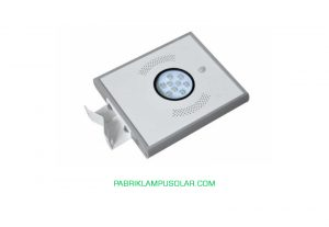 Lampu Jalan All In One GC-108C 8 watt