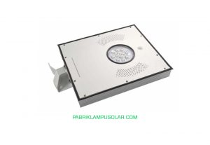 Lampu Jalan All in One 12 Watt Model GC-112